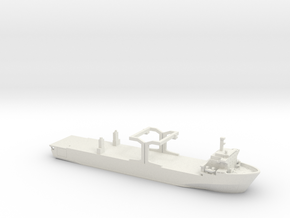 1/1250 MV Contender Bezant in White Natural Versatile Plastic