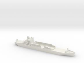 1/1250 Atlantic Conveyor in White Natural Versatile Plastic