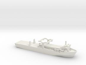1/1250 MV Contender Bezant Falklands in White Natural Versatile Plastic