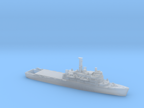 1/2400 HMS Fearless in Smooth Fine Detail Plastic