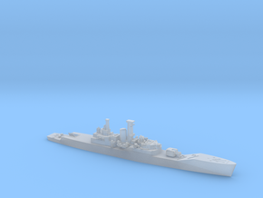 1/2400 HMS Plymouth in Smooth Fine Detail Plastic