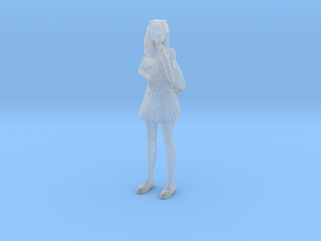 Printle V Femme 995 - 1/87 - wob in Smooth Fine Detail Plastic