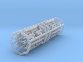 Tomcat Multipurpose Pylons x40 (FUD) in Smooth Fine Detail Plastic: 1:400