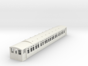 o-87-midland-railway-electric-motor-coach in White Natural Versatile Plastic