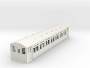 o-148-midland-railway-heysham-electric-tr-coach in White Natural Versatile Plastic