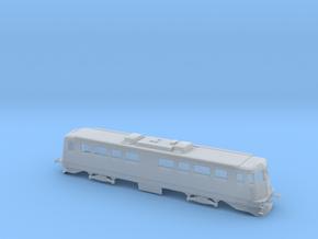 SBB Gotthardlok Ae6/6 Scale TT ohne Lüftergitter in Smooth Fine Detail Plastic