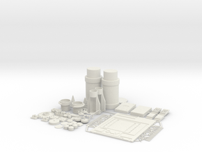 AT-AT Everything in White Natural Versatile Plastic