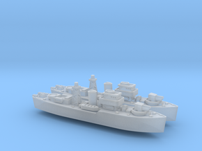HMNZS Kiwi 1/2400 in Smooth Fine Detail Plastic
