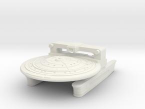 TOS Reimagined Miranda Upgrade in White Natural Versatile Plastic