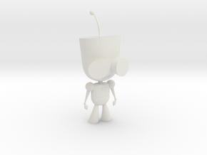 GIR Robot in White Natural Versatile Plastic