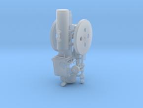 German  Deutz 12Hp Lok Engine Assy  in Smooth Fine Detail Plastic
