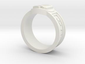 Ring of Kinship in White Premium Strong & Flexible: 9 / 59