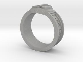 Ring of Kinship in Aluminum: 9 / 59