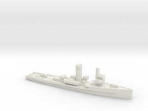 Karjala 1/700 in White Natural Versatile Plastic