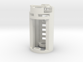 MPP2.0 - Part 4/10 - BoardHolderNB in White Natural Versatile Plastic