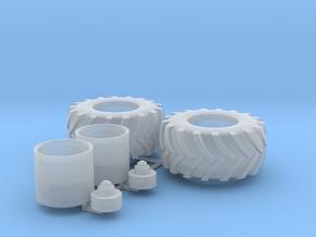 H0 1:87 Reifen 800/60 R32 in Smooth Fine Detail Plastic