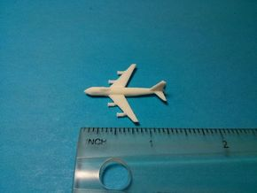 "USAF E-4B ""Doomsday plane"" x2  in White Natural Versatile Plastic"