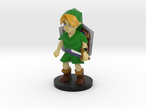 Link in Full Color Sandstone