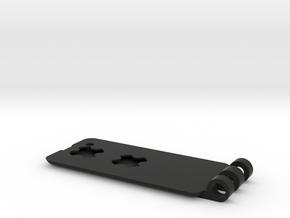 SPC BED i6-i7-i8 in Black Natural Versatile Plastic