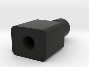 056005-01 Falcon Battery Retainer Post in Black Natural Versatile Plastic
