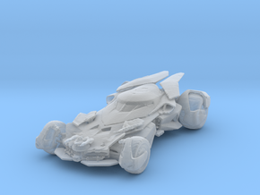 1/43 Batmobile in Smooth Fine Detail Plastic