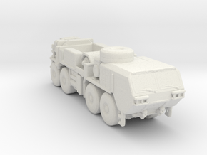 M984A2  Hemtt Wrecker 285 scale in White Natural Versatile Plastic