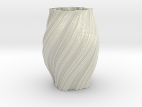 ABP Vase in Glossy Full Color Sandstone