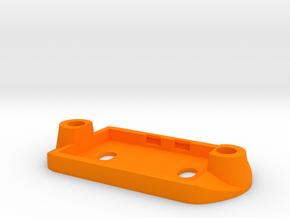 DJI Mavic Pro Remote Protector/ Joystickguard + Ak in Orange Processed Versatile Plastic