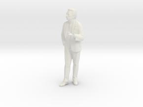 Printle C Homme 1292 - 1/24 - wob in White Natural Versatile Plastic