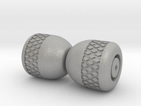 Begleri Beads (Set) in Raw Aluminum