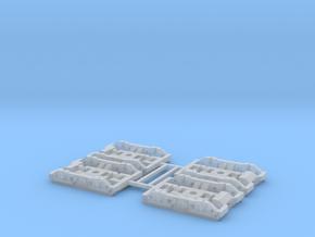 PKP 1XTa NEM scale 1:160  in Smoothest Fine Detail Plastic