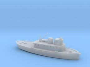 1/285 Scale USS Nokomis YT-142 in Smooth Fine Detail Plastic