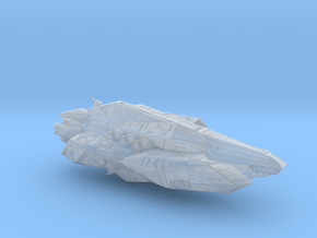 Stealthship in Smooth Fine Detail Plastic