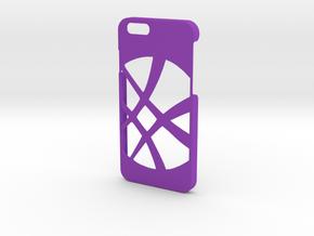 Doctor Strange iPhone 6/6s Case in Purple Processed Versatile Plastic