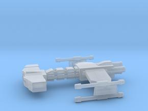 Behemoth-class Battlecruiser 1:7000  in Smooth Fine Detail Plastic