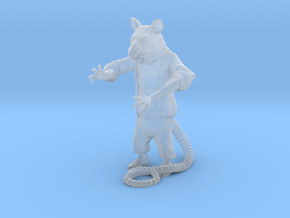 Mafia Rat in Smooth Fine Detail Plastic