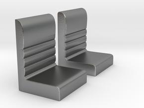 Futurliner Seats in Natural Silver