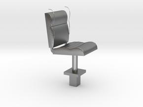 Futurliner Driver Seat in Natural Silver