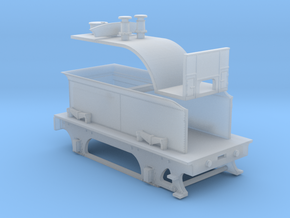 3mm - Cambrian SPC - Tender in Smooth Fine Detail Plastic