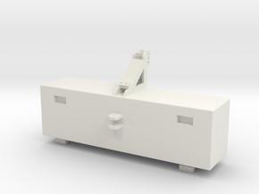 Rötterink Heckgewicht in White Natural Versatile Plastic