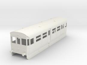 0-76-but-aec-railcar-driver-brake-coach in White Natural Versatile Plastic