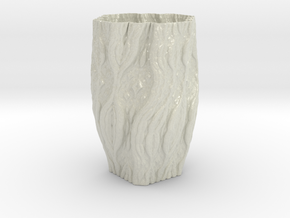 ABPW Vase 106 in Glossy Full Color Sandstone
