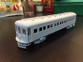 HO IT Combine Kit part 3 of 4 in Smooth Fine Detail Plastic