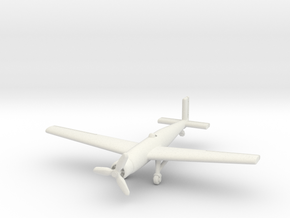 Aeronautica Lombarda Assalto Radioguidato 1/285 in White Natural Versatile Plastic