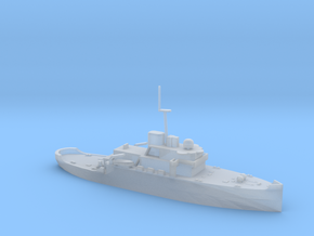 1/600 Scale USCGC Acushnet WMEC-167 in Smooth Fine Detail Plastic