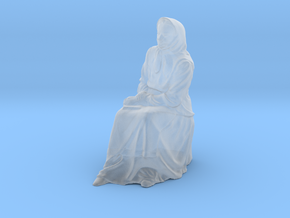 Printle V Femme 1012 - 1/72 - wob in Smooth Fine Detail Plastic