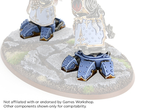 Iron Wolf - Feet in Frosted Ultra Detail