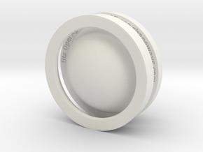 Opel Agila A wiper arm 4705807  ball socket  in White Natural Versatile Plastic