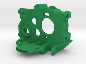 Margouillat Trany   Front V2 in Green Processed Versatile Plastic