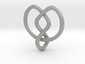 Endless Knot in Aluminum